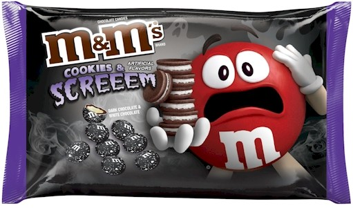 Bag of Cookies & Screeem M&M's